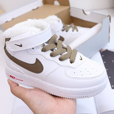 Kid AF1 Shoes-050