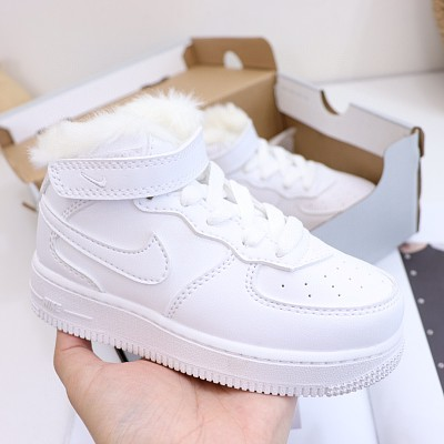 Kid AF1 Shoes-056